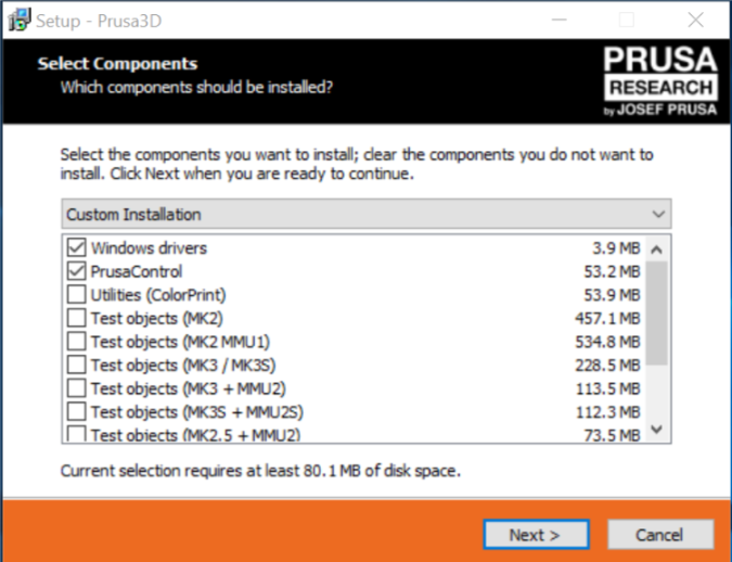 2019 FUSE Software Installation Readme for Create Level